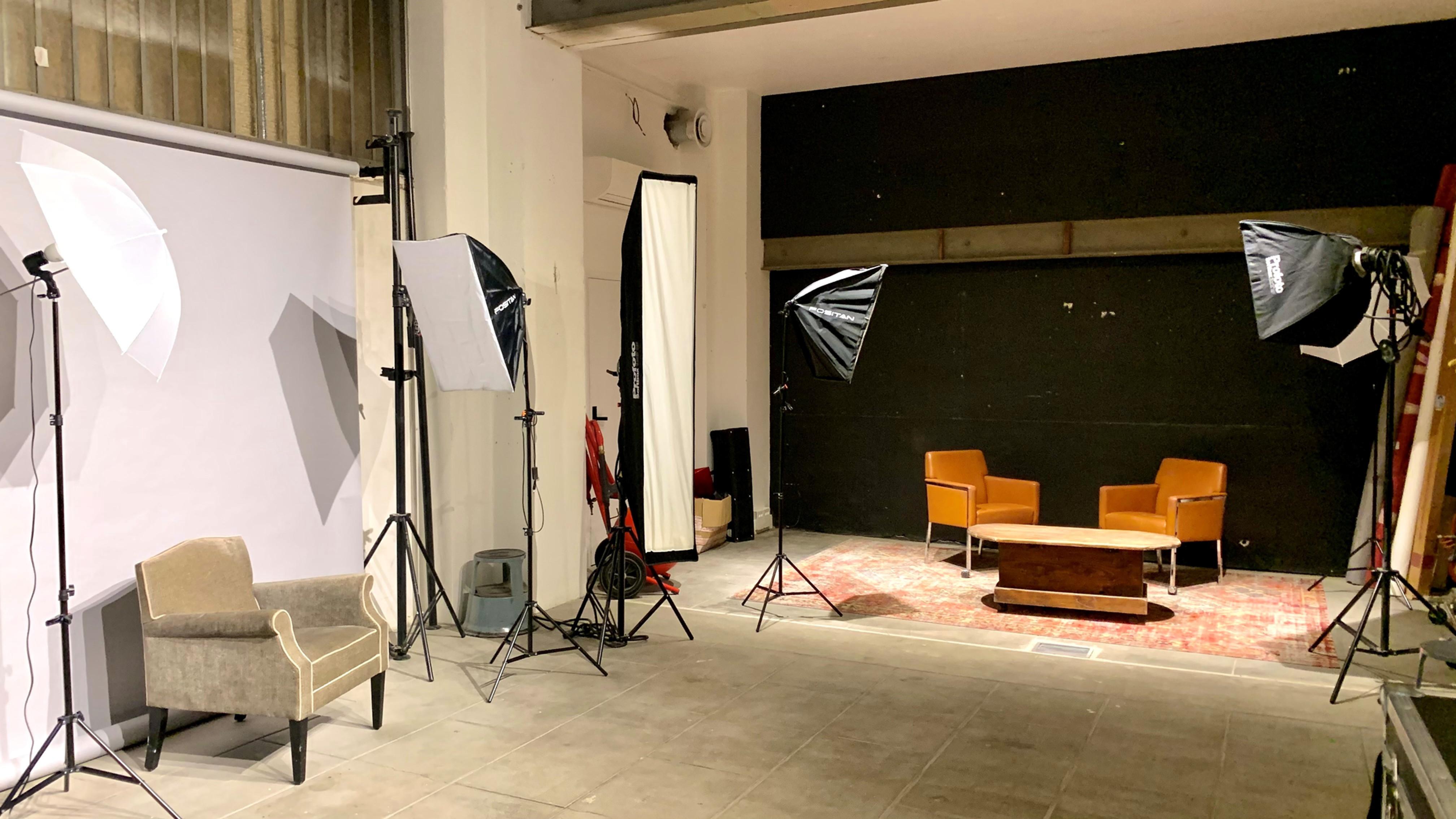 Studio photo / Vidéo
