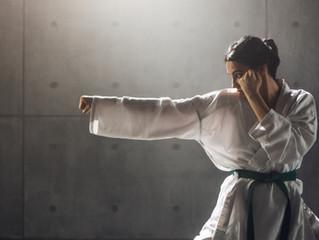 The Principles of Karate #9