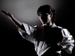 The Principles of Karate #18