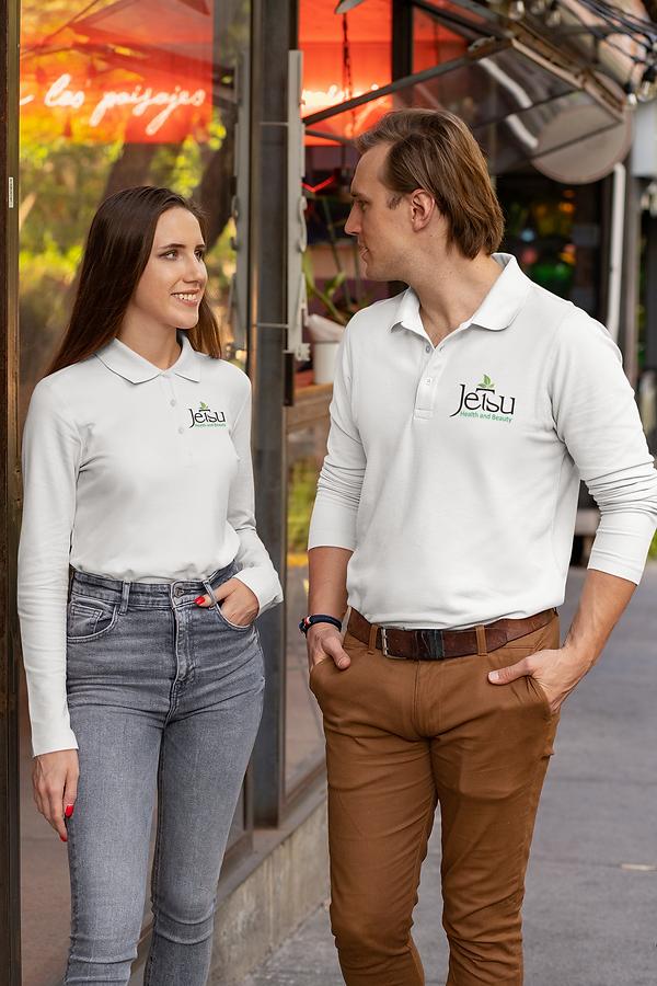long-sleeve-polo-shirt-mockup-of-a-coupl
