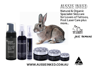 Aussie Inked (sv)