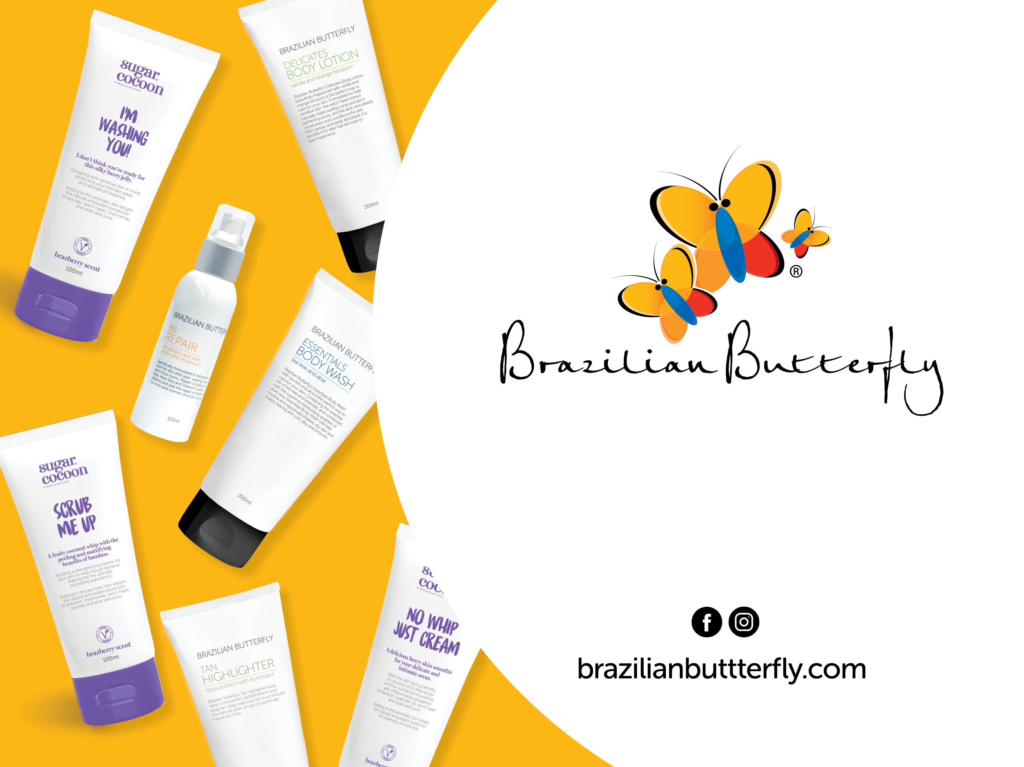 Brazilian Butterfly (v)