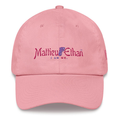 Mattieu Ethan I AM ME. Women's Baseball Cap