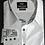 Thumbnail: Mattieu Ethan Black/Gray striped Collar & Cuff Dress Shirt