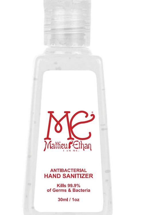 Mattieu Ethan Hand Sanitizer 3-Pack