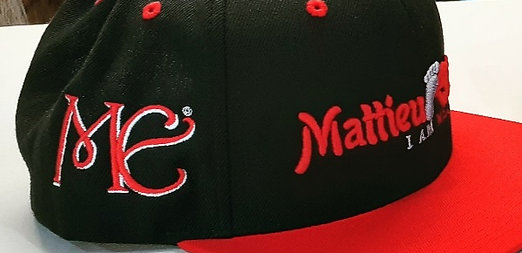 ME Embroidery Logo Cap