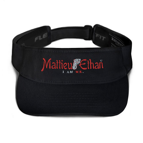 Mattieu Ethan I AM ME. Visor