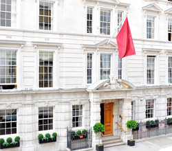 Group Show at Christie's, Duke Street Gallery in Central London.