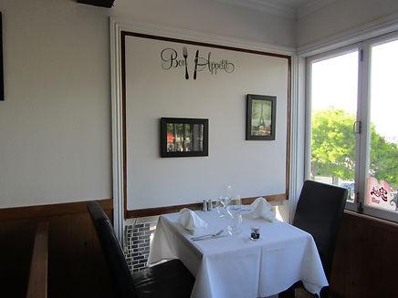 Dining room Le Bistro des Gourmets