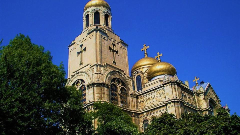 Cathédrale de l'Assomption à Varna