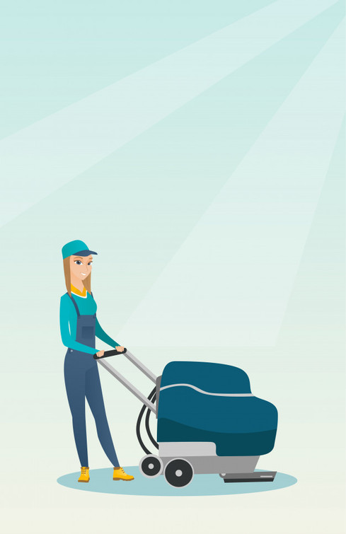 woman-cleaning-store-floor-with-machine_