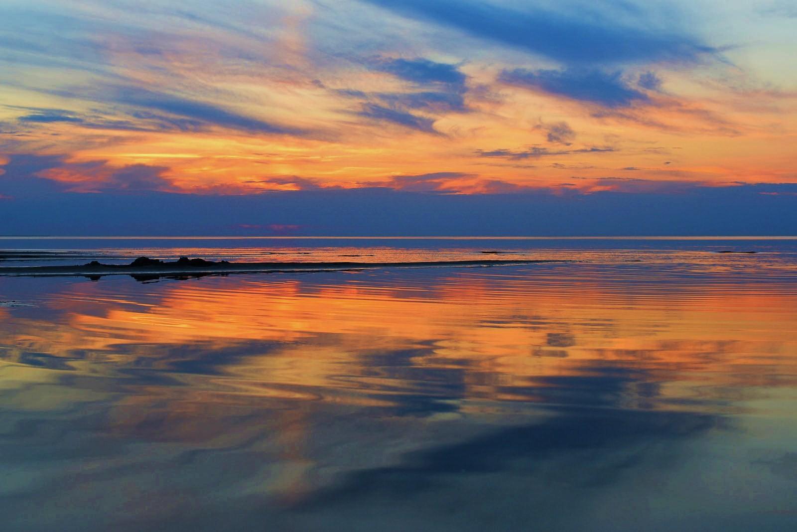 JURMALA PLAGE Sunset 02.jpg
