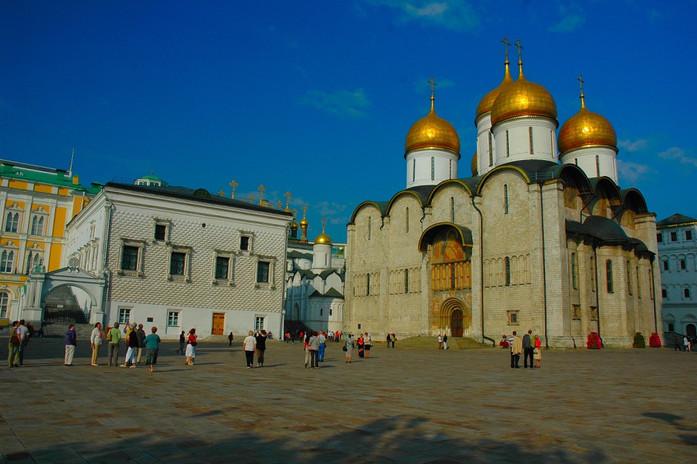 Place des Cathédrales de Moscou