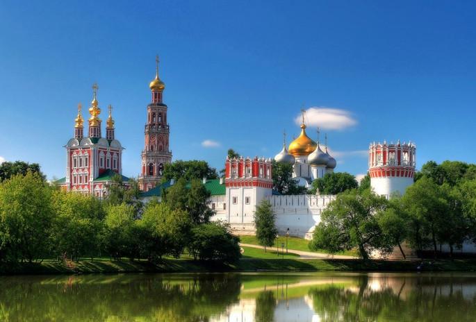 Monastère Novodevitchi à Moscou