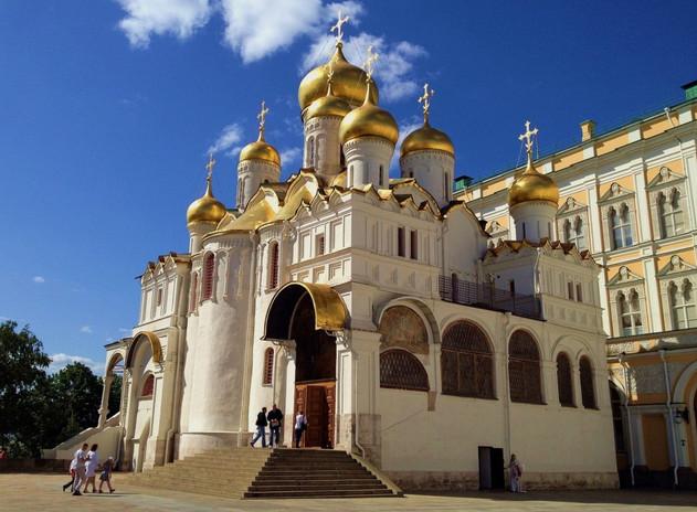 Cathédrale de l'Annonciation de Moscou