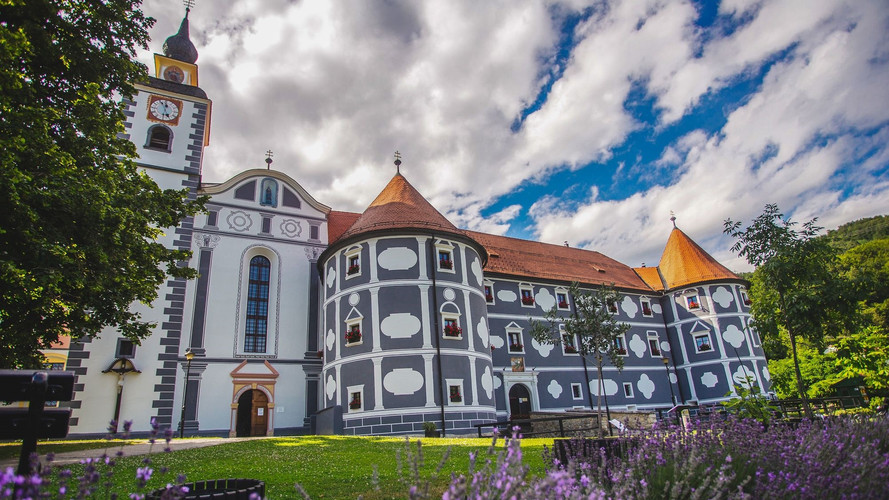 Monastere d'Olimje
