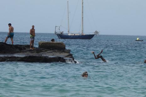 Baignade Cap Vert