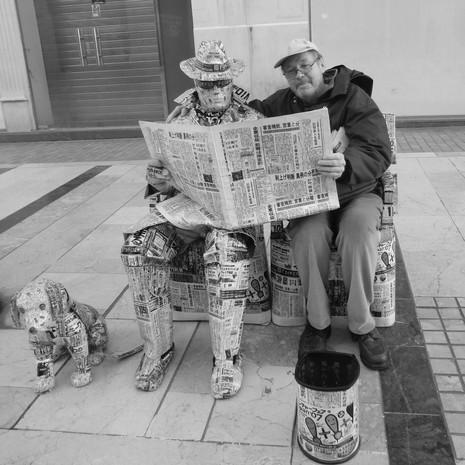 Dernières nouvelles de Shangai