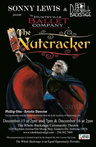 Nutcracker WBS 11x17 Poster WEB Base Res