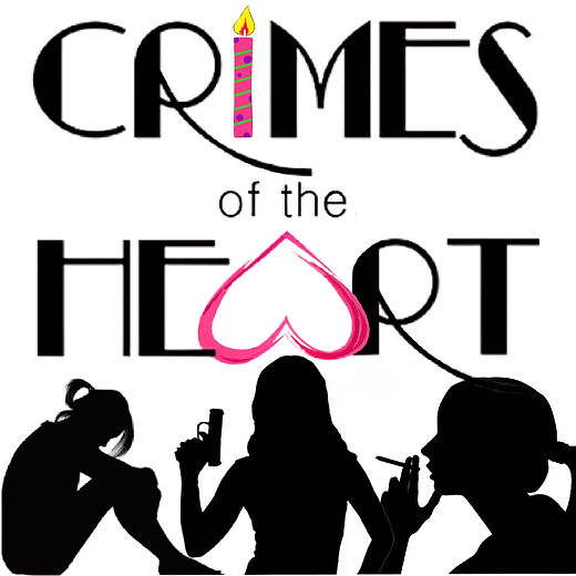 CRIMES of the HEART LOGO For Auditions a