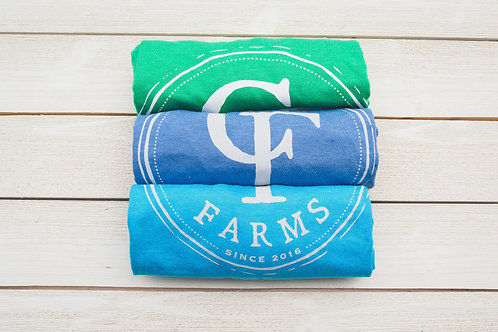 C.F. Farms Tri-Blend T-Shirt