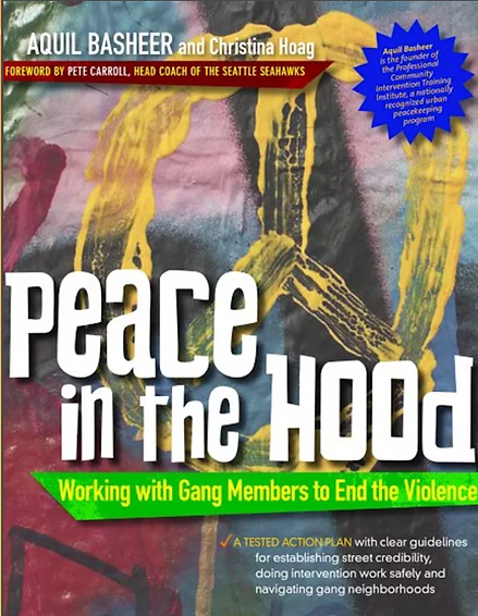 Peace in the Hood book cover