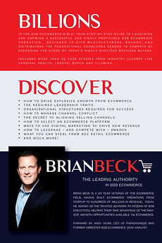 Book about Ecommerce - Brian Beck
