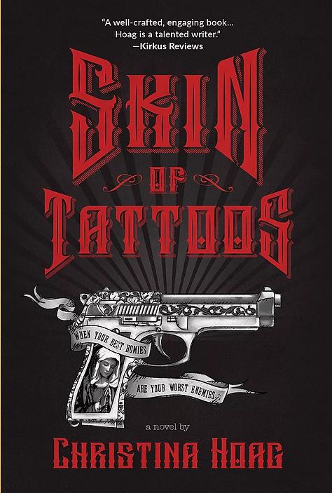 Skin of Tattoos Book Cover