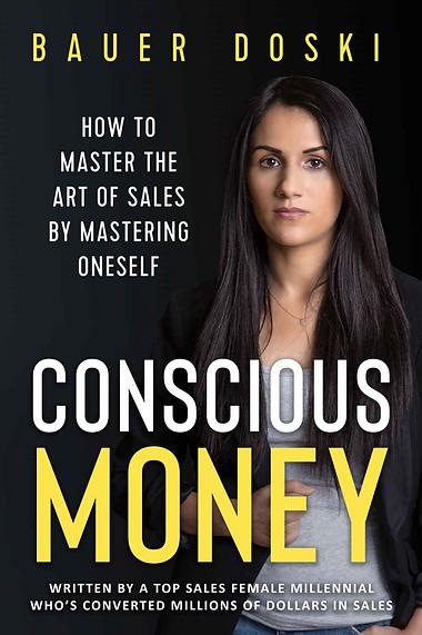 Conscious Money Book, by Bauer Doski