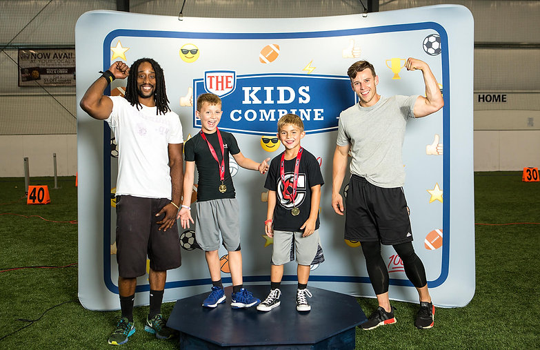 Kids Combie Experience - The Kids Combine