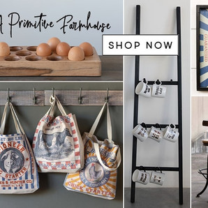 Shop A Primitive Farmhouse