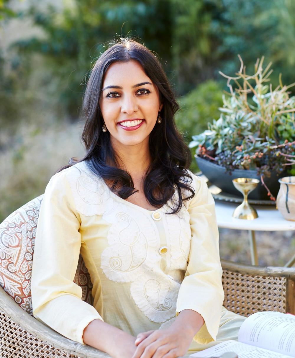 Meet Author, Ananta Ripa Ajmera