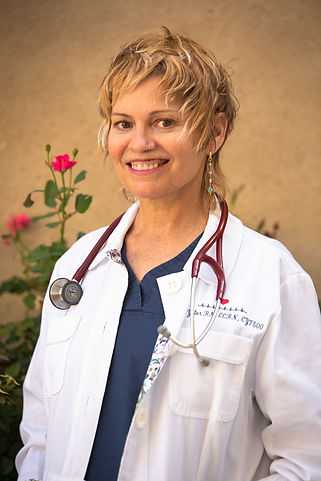 Author and Registered Nurse, Mary Yuter