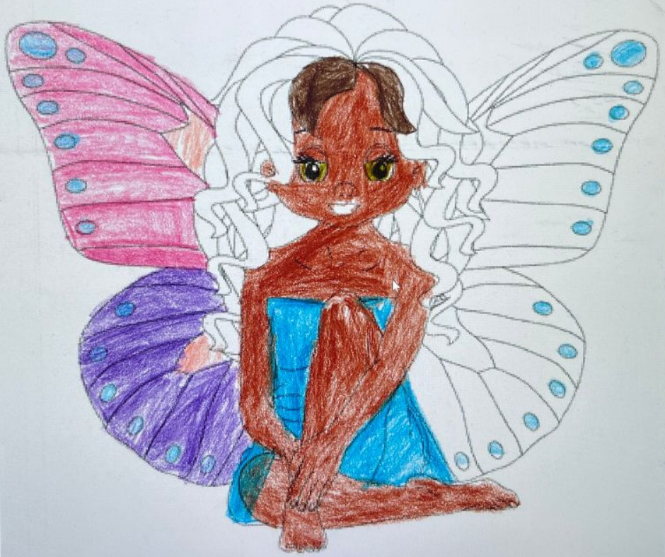 child coloring book