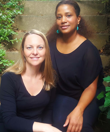 Healing Touch Studies Founders - Dana Durand and Yanick Malone