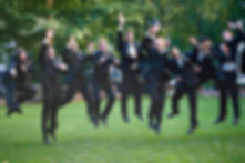 Art-Institute-of-Chicago-Illinois-groomsmen-HBIC-Weddings