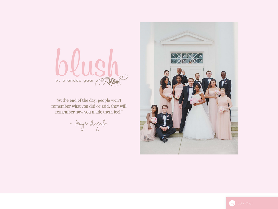 Blush By Brandee Gaar