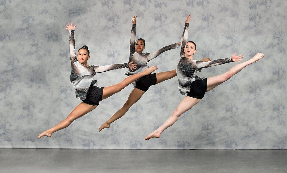 Teen Ballet Dancers