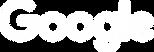 Google logo in white