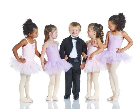 Children Ballet Class