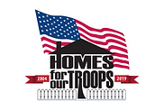 Homes for our Troops - T. Donovan Creative