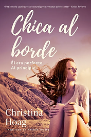 Girl on the Brink - Spanish Version - book cover