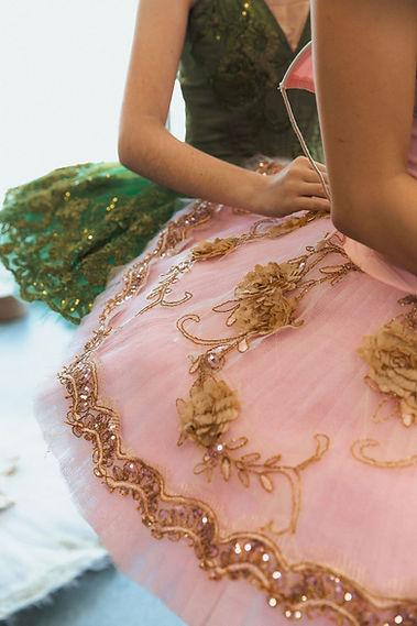 Ballet Costumes for Girls