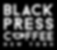 Best coffee shop in NYC - Black Press Coffee