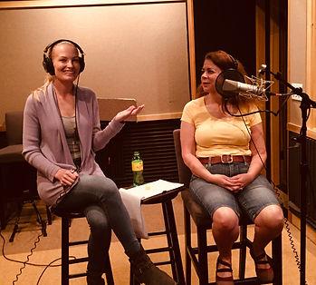Podcast with Christina Hoag