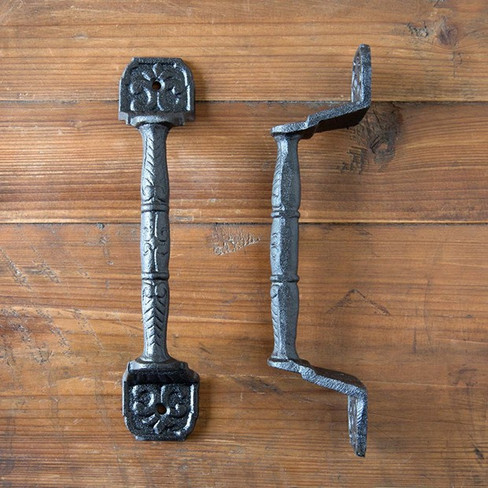 Emporium Cast Iron Handle