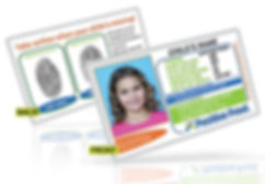 Child ID Card - Positive Proof