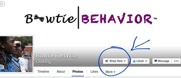 "FACEBOOK ""SHOP NOW"" BUTTON"