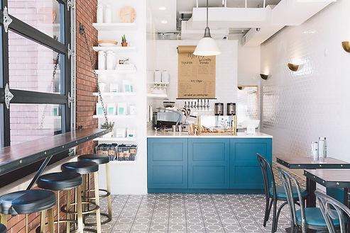 Custom coffee flavors - Blue Sparrow Coffee