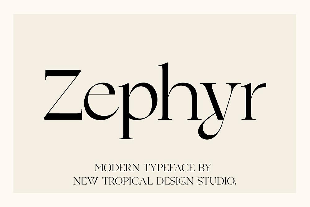 elegant font styles